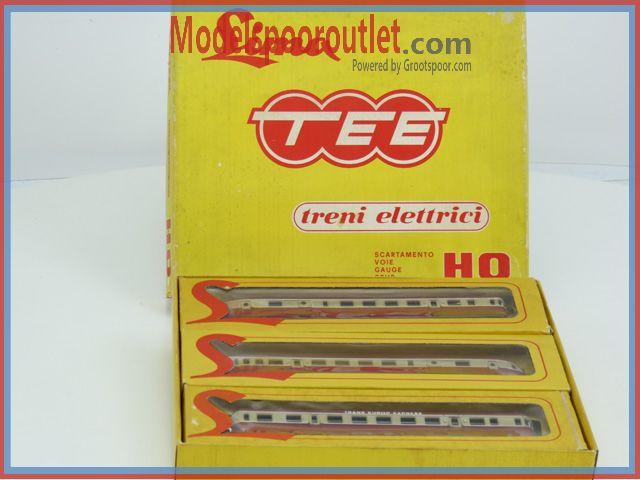 Schaal HO LIma 1002 TEE Treinstel SNCF X2780 #135
