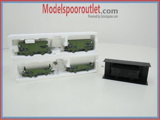 Schaal HO Sachsenmodelle74156 & 74158 / Klein-modellbahn SoSe 83/98 #136