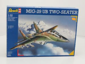 1:32 Revell 4751 MIG-29 UB Two-Seater #25