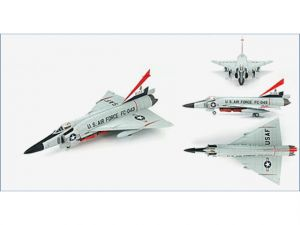 1:72 HOBBY MASTER F-102A-55-CO Delta Dagger 32 FIS., Soesterberg, The Netherlands, Feb 1963 #22