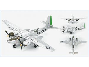 1:72 HOBBY MASTER A-26B Invader 670th BS, 416th BG, France 1945 #24